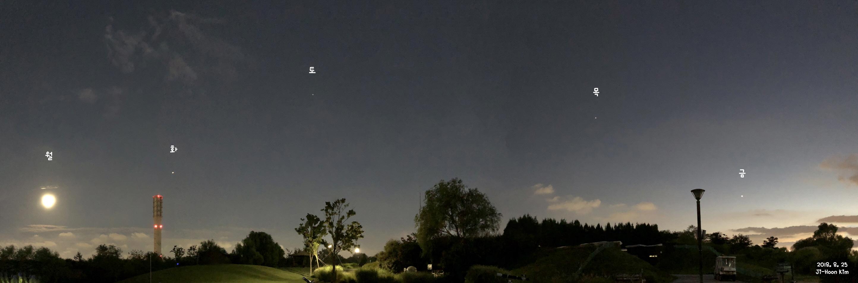 크기변환_2018.8.25 노을공원에서 4행성과 달 2.jpg - 이름.jpg